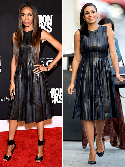 MICHELLE VS. ROSARIO photo | Michelle Williams, Rosario Dawson