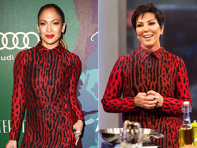 JENNIFER VS. KRIS  photo | Jennifer Lopez, Kris Jenner