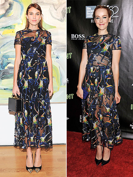 ALEXA VS. JENA   photo | Alexa Chung, Jena Malone