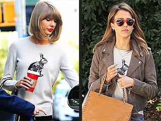 Fashion Faceoff: Taylor vs. Jessica