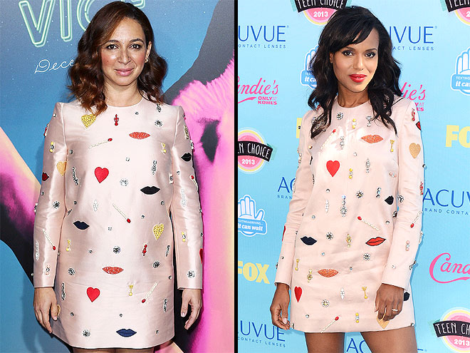 Fashion Faceoff: Maya vs. Kerry