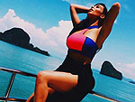 Stars in Swimsuits: From One-Pieces to Teeny Bikinis
