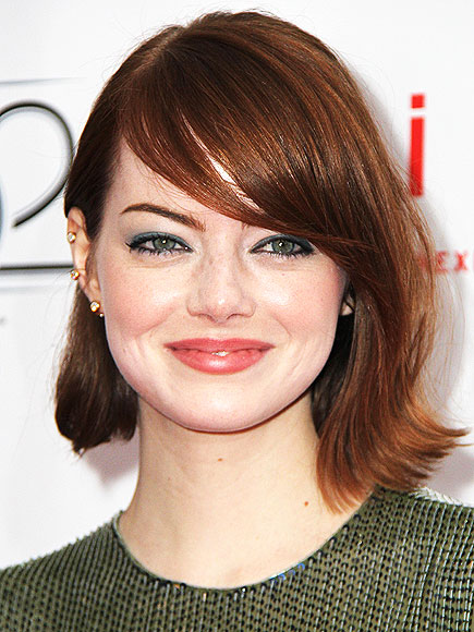 BLUE LINER photo | Emma Stone