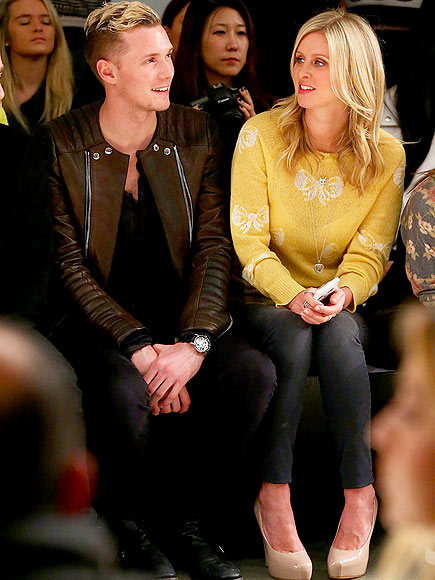 BARRON & NICKY HILTON photo | Nicky Hilton