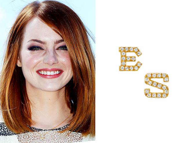 "RED C JEWELS ""NO MATCHY MATCHY"" STUDS photo 