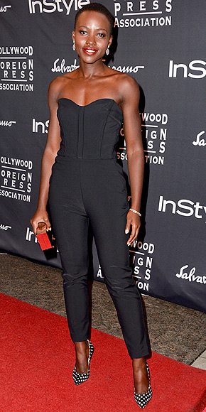 TORONTO INTERNATIONAL FILM FESTIVAL HFPA/INSTYLE PARTY photo | Lupita Nyong'o