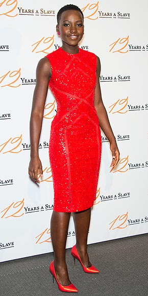 12 YEARS A SLAVE PARIS PREMIERE photo | Lupita Nyong'o