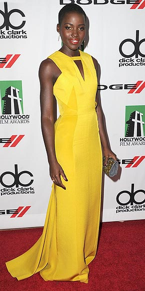 HOLLYWOOD FILM AWARDS photo | Lupita Nyong'o