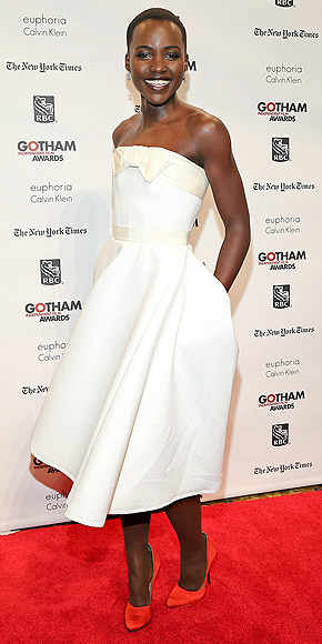 GOTHAM INDEPENDENT FILM AWARDS photo | Lupita Nyong'o