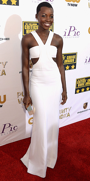 CRITICS' CHOICE MOVIE AWARDS photo | Lupita Nyong'o