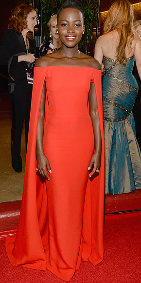 GOLDEN GLOBES photo | Lupita Nyong'o