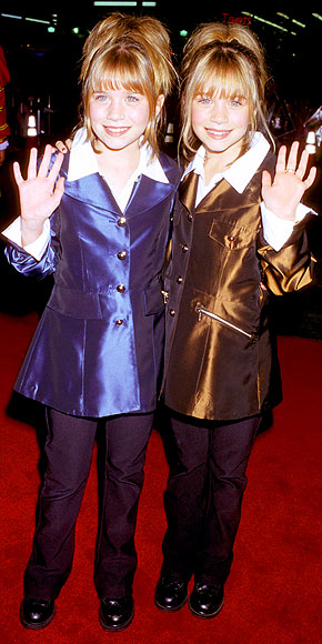 MARY-KATE & ASHLEY OLSEN, 1998
