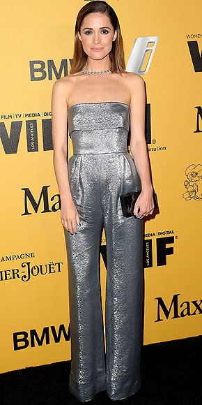 SWAP YOUR LBD FOR A JUMPSUIT photo | Rose Byrne