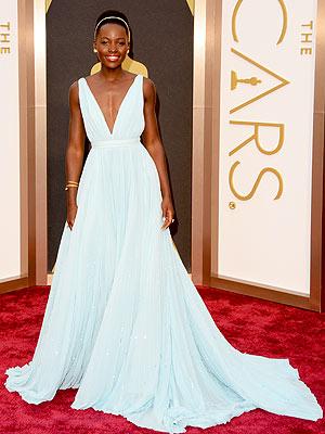 Lupita Nyong'o best dressed