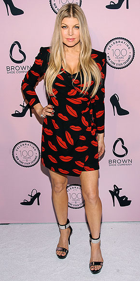 Last Night's Look: Love It or Leave It? | Fergie