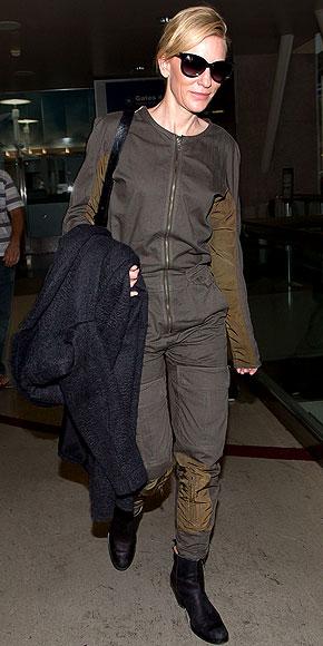 MECHANICS JUMPSUITS photo | Cate Blanchett