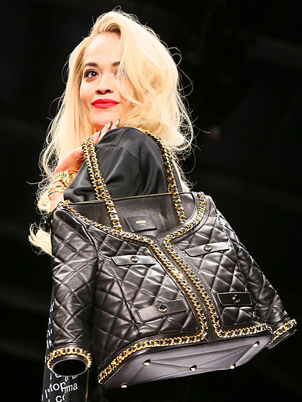 JACKET BAGS photo | Rita Ora