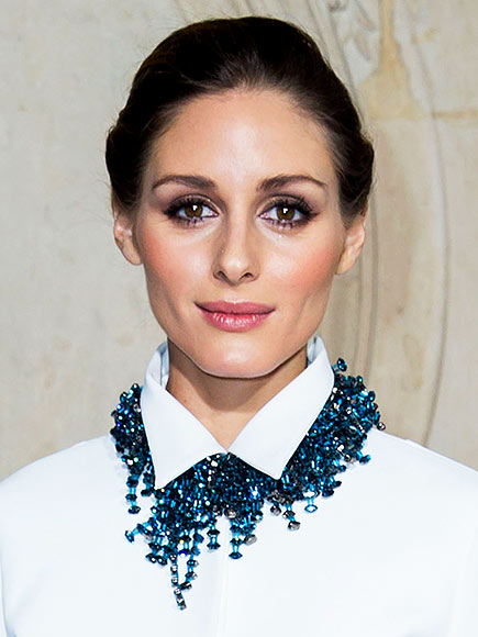 NECKLACES OVER JACKETS photo | Olivia Palermo