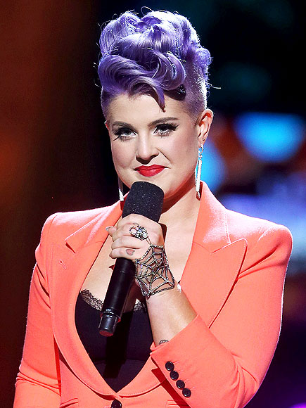 SPIDERWEB JEWELRY photo | Kelly Osbourne