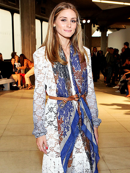 BELTING YOUR SCARF photo | Olivia Palermo