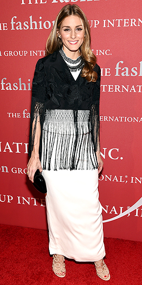 MAJOR FRINGE HEMLINES photo | Olivia Palermo
