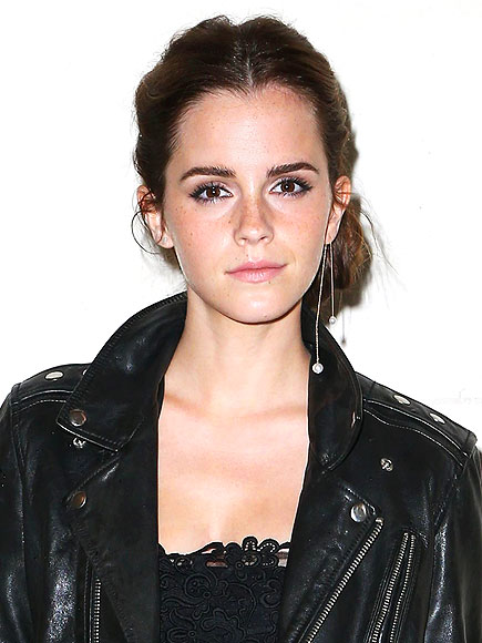 THE SINGLE DANGLER photo | Emma Watson