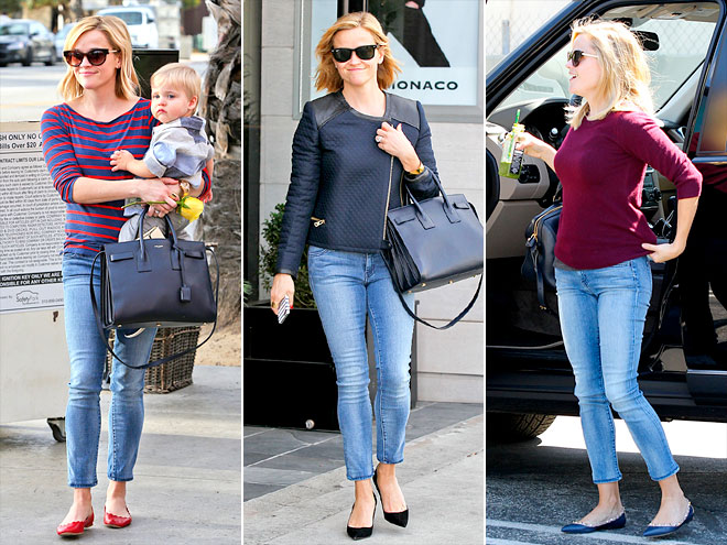 KORAL DENIM photo | Reese Witherspoon