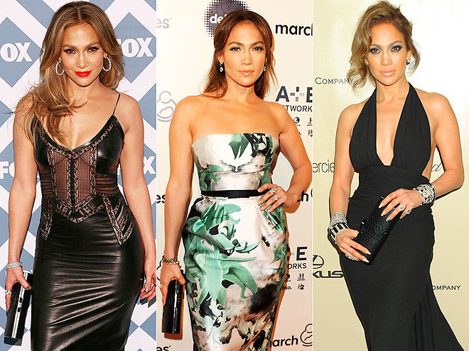 THALÉ BLANC CLUTCH  photo | Jennifer Lopez
