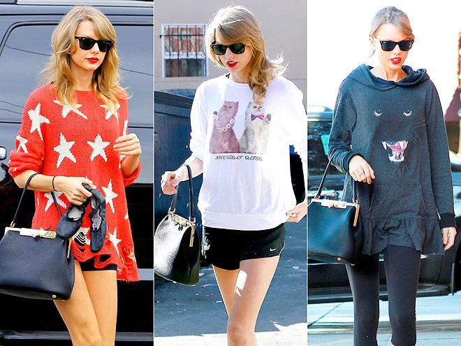 DOLCE & GABBANA BAG  photo   Taylor Swift