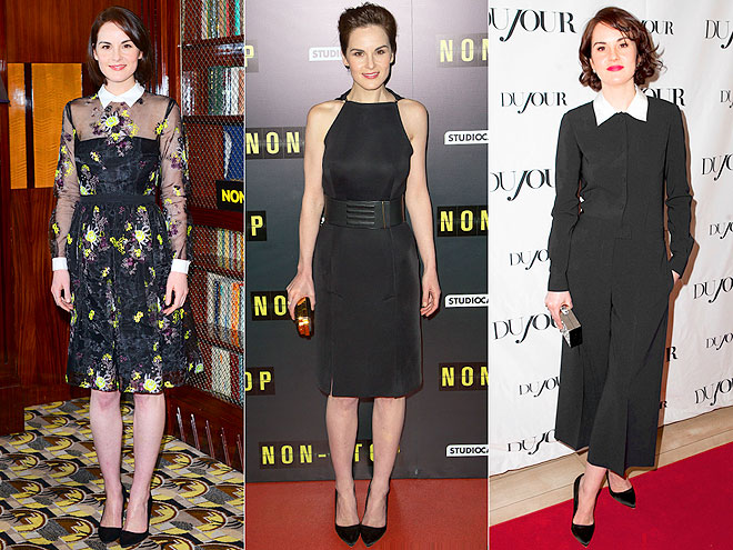 RUPERT SANDERSON SHOES   photo | Michelle Dockery