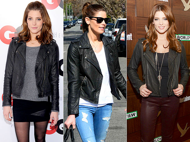 LINE KNITWEAR JACKET  photo | Ashley Greene