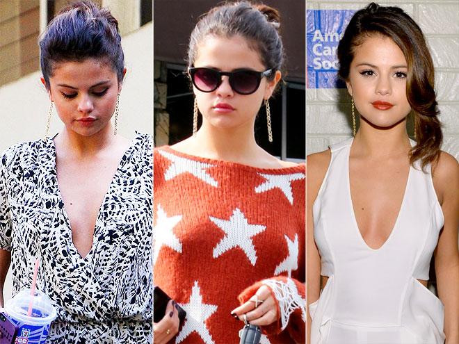 MELINDA MARIA EARRINGS   photo | Selena Gomez