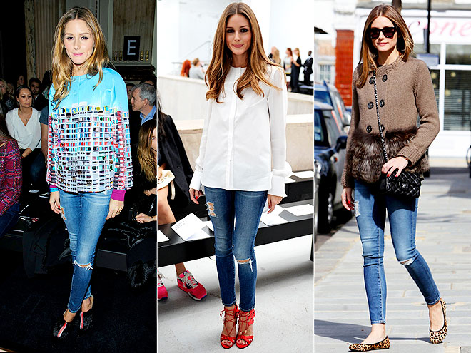 AG ADRIANO GOLDSCHMIED JEANS photo | Olivia Palermo