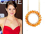 I Really Love My: Shailene's Necklace & More!