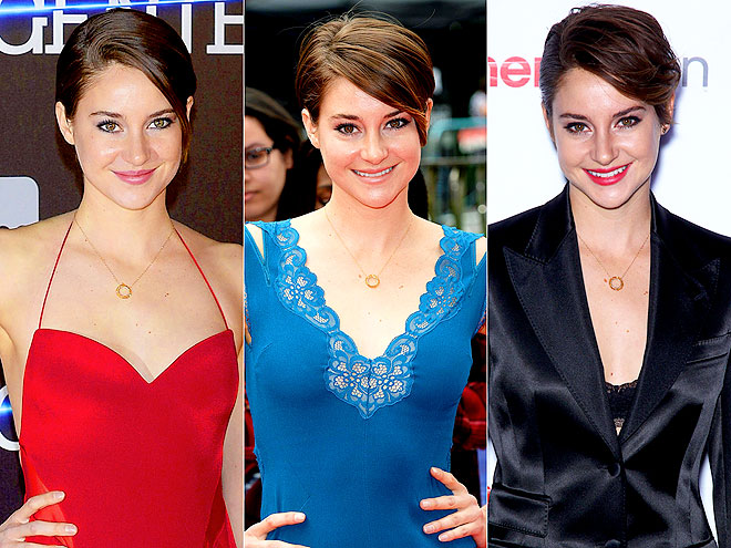JLYNN NECKLACE  photo | Shailene Woodley