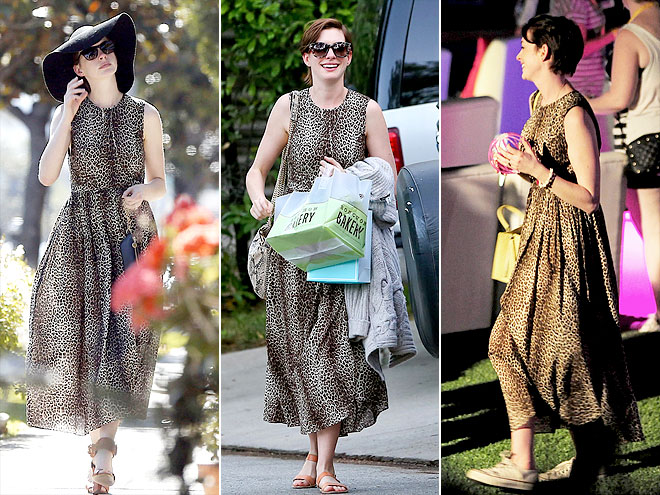 ZIMMERMANN DRESS  photo | Anne Hathaway