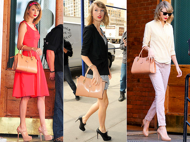 TOD'S BAG  photo | Taylor Swift