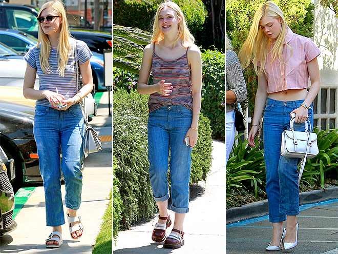 STRÖM DENIM   photo | Elle Fanning