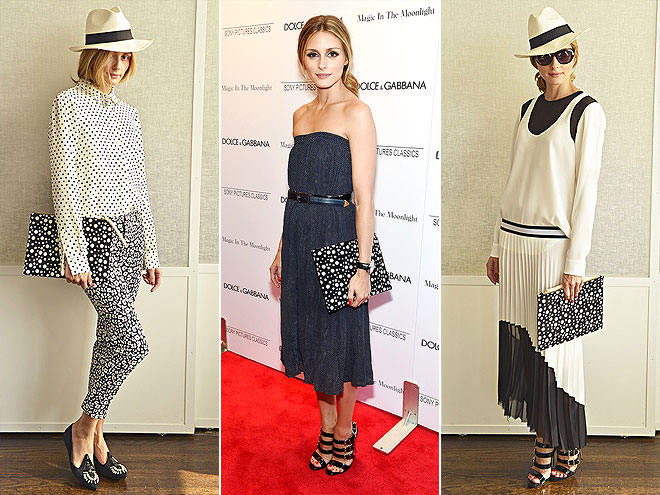 SASS & BIDE CLUTCH  photo | Olivia Palermo