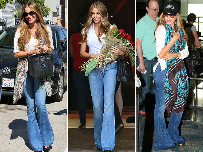 HUDSON JEANS  photo | Sofia Vergara