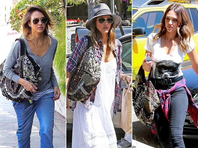 GYPSY 05 BAG  photo | Jessica Alba