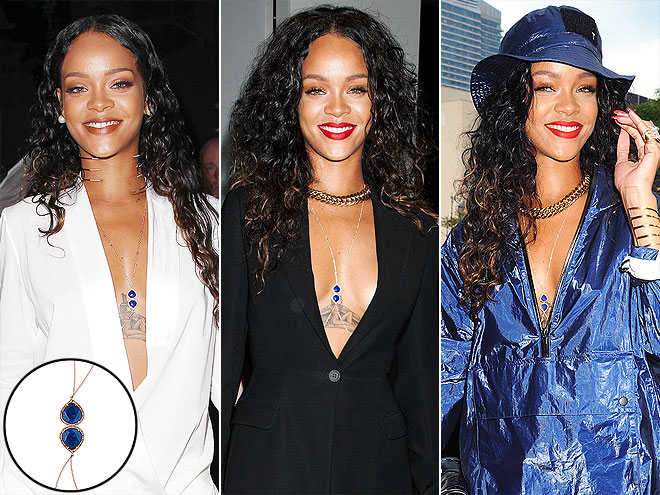 JACQUIE AICHE BODY CHAIN photo | Rihanna