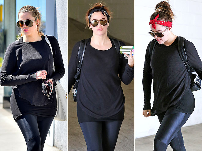 KINGS OF COLE THERMAL TOP photo | Khloe Kardashian