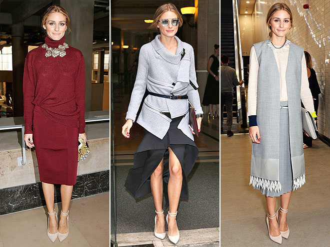 GIANVITO ROSSI DOUBLE-STRAP PUMPS photo | Olivia Palermo