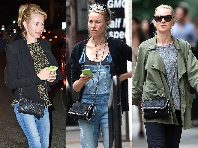 STELLA MCCARTNEY PURSE photo | Naomi Watts