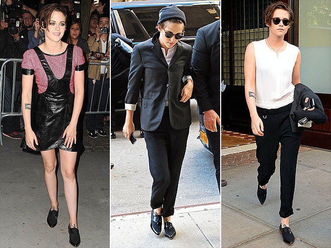 MATT BERNSON SHOES photo | Kristen Stewart