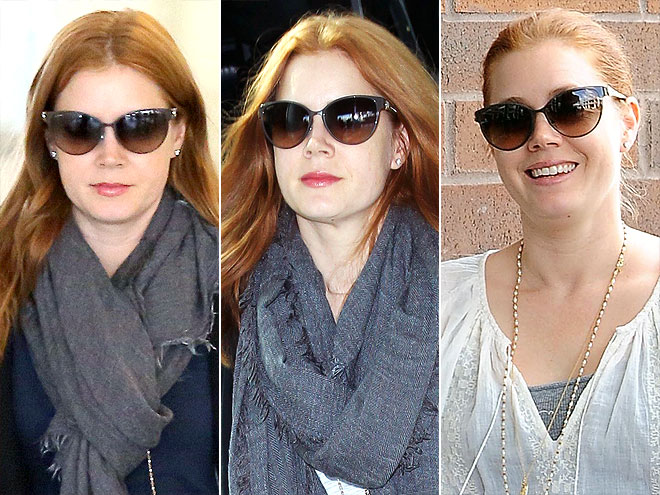 BULGARI SUNGLASSES photo | Amy Adams