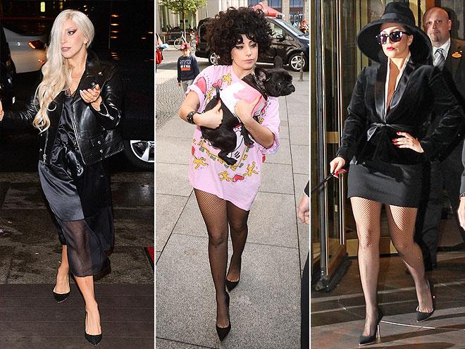 SOPHIA WEBSTER PUMPS photo   Lady Gaga