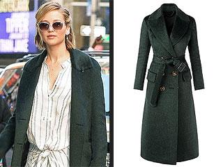 I Really Love My: Jennifer Lawrence's Coat & More!