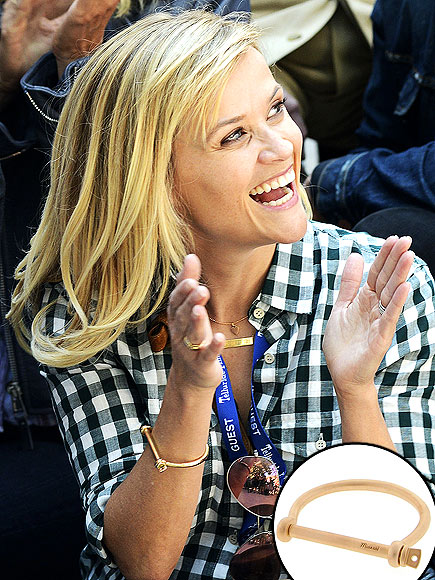 REESE WITHERSPOON'S CUFF